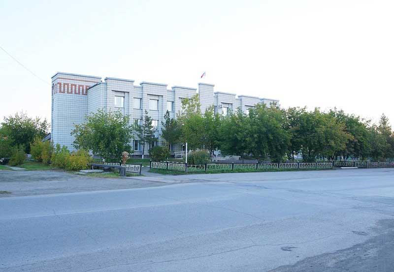 Татарский районный суд Новосибирской области